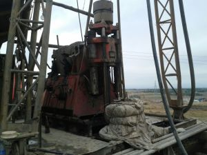 Core Drilling Rig for Geological Survey (HGY-1500)