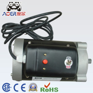 1HP AC High Rpm Spindle Motor Electric pictures & photos