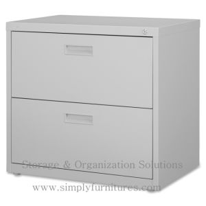 Cheap Two Drawer Lateral File Cabinet for Office pictures & photos