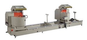 Kt-383A Aluminum Double Head Cutting Machine pictures & photos