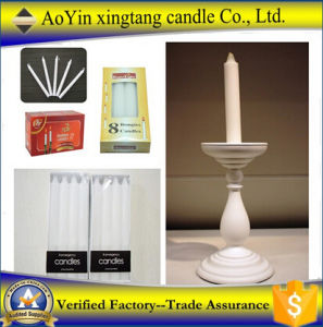 Long Burning Time Stearin Candles Lighting Candles Made in China pictures & photos