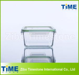High Borosilicate Glass Food Storage Box pictures & photos
