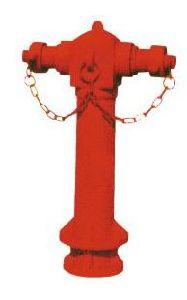 Pesdestal Hydrant (CH-PH-002)
