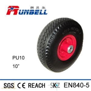 PU Foam Tire for Tool Cart and Hand Trolley