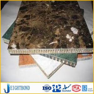 Stone Grain Aluminum Honeycomb Panel pictures & photos