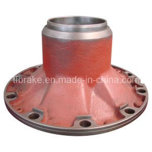 Front Truck Wheel Hub pictures & photos