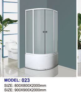 Shower Cubicle, Simple Shower (023)