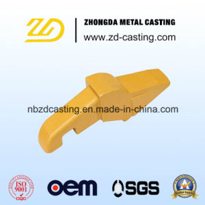 OEM Bucket Tooth with Alloy Steel by Forging pictures & photos