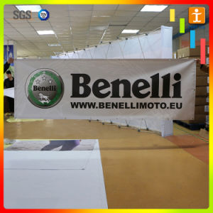 Outdoor Double Side Dingital Print Banner for Advertising pictures & photos