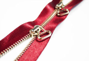 Metal Zipper (HVV0109)