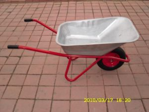 Galvanization Wheel Barrow (export for the Europe market)