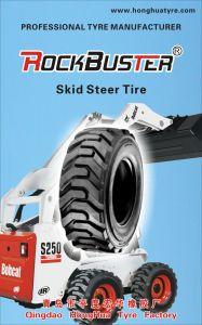 10-16.5 12-16.5 Bobcat Skidsteer Tire Wheel Loader Tire pictures & photos