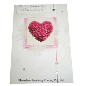 Card Printing Services, Greeting Cards (OEM-CR010) pictures & photos