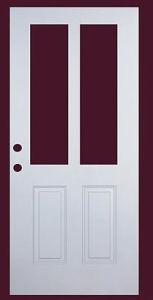 Panel Steel Door (AFOL-SA005)