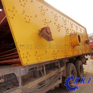 Round Vibrating Screen Separator for Crushing Plant pictures & photos