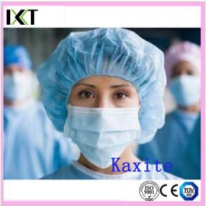 Disposable Bouffant Cap Stock Manufacturer for Hospital or Industry Kxt-Bc10 pictures & photos