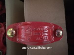 2inch Rigid Coupling, Ductile Cast Iron, Fmand UL Approved, Grooved Coupling pictures & photos