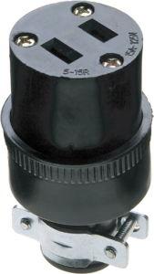 15 AMP, 125 Volt, NEMA 1-15r, Wire Connector pictures & photos