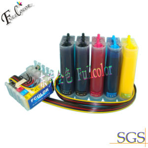 CISS with Sublimation Ink for Epson Stylus T1100 Printer pictures & photos