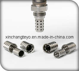 OEM Stainless Steel Deep Drawing Oxygen Sensor Shells pictures & photos