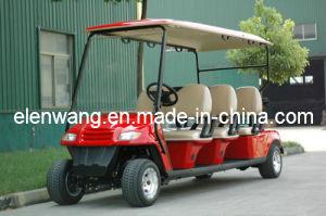 6seats Electric Golf Cart pictures & photos