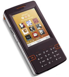 Mobile Phone (W950)
