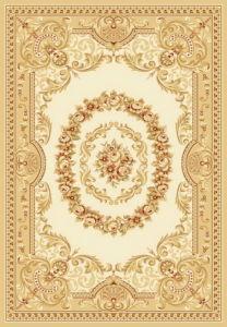 Machine Made PP Persian Carpet (High Density) (SWJ992)