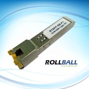 10/100m Copper SFP Module (RTSFP-FB-P2)