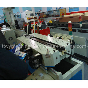 Single Wall Corrugated Pipe Production Line with Single Screw Extruder pictures & photos