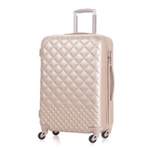 Luggage with 360 Degrees Rotating Wheels pictures & photos
