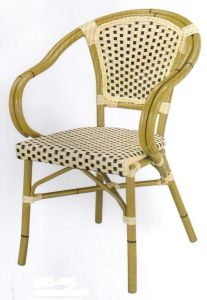 Outdoor Rattan Chair, Bamboo Like Chair (BZ-CB020)