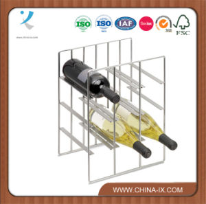 Counter Top Stainless Steel Rack for Liquor pictures & photos