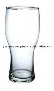 Machine-Made Very Cheap Beer Glass (PJB-78180) pictures & photos