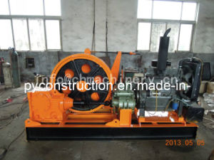 Diesel Anchor Windlass 10ton Lifting Capacity, Drum Can Free pictures & photos