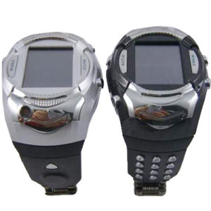 GSM Quad Bands Watch Phone (CUMW009)