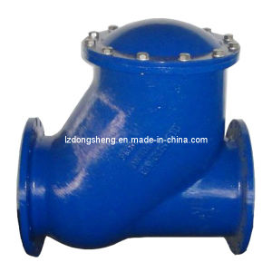 DIN Ductile Iron Ball Check Valve Pn16 pictures & photos