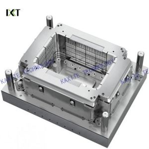 High Quality Plastic Auto Parts Plastic Injection Mould pictures & photos