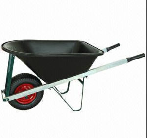Wheelbarrow with 114L Water Capacity and 200kg Loading Capacity