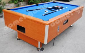 Coin Operation Pool Table (DCO11) pictures & photos