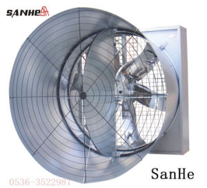 Poultry House Butterfly Cone Exhaust Fan (DJF(E)) pictures & photos