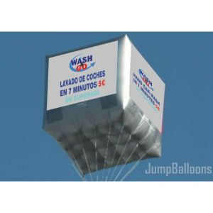 Cube Balloon Advertising Inflatable, Helium Balloon with Logo Printing (B2020) pictures & photos