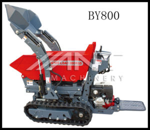 Mini Tractor/Muck Truck /Power Barrow/Dump Truck, Mini Garden Dumper By800, with CE, 800kg Rated Load pictures & photos