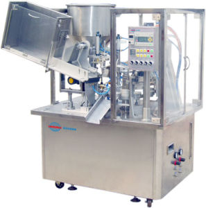 Automatic Tube Gel Packaging Machine (XF-GF) pictures & photos