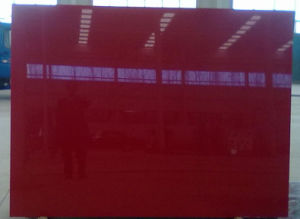 4mm/Colored Painted /Red Paint/Building Glass pictures & photos