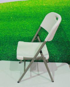 Lifetime Folding Granite White Chair pictures & photos