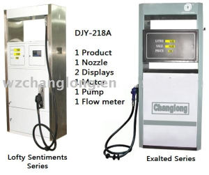 Electronic Fuel Dispenser (Single Nozzle) (DJY-218A) pictures & photos