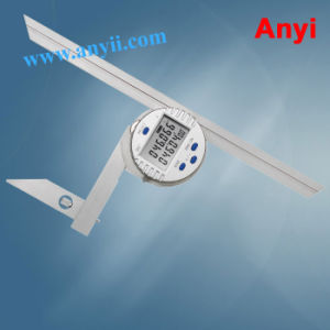 Digital Universal Protractor (421-101) pictures & photos