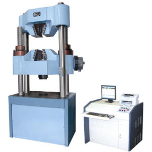 Servo Hydraulic Universal Testing Machine WAW-1000C pictures & photos