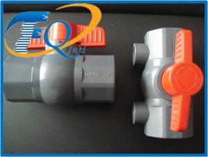 PVC Octagonal Ball Valve (FQ65011) pictures & photos