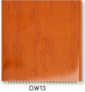 25cm Indoor Decoration PVC Wall Panel (DW13) pictures & photos